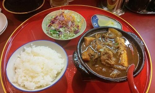 赤炊き定食